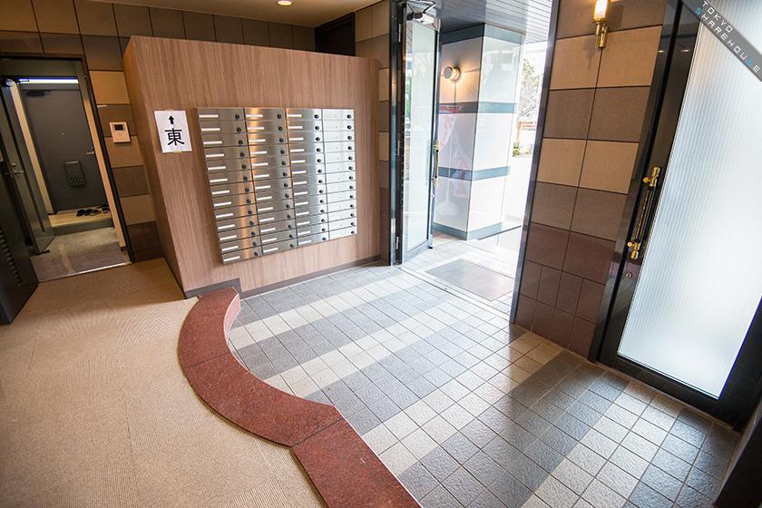 share-residence-miyazakidai-entrance