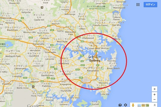 Sydneye Suburbs