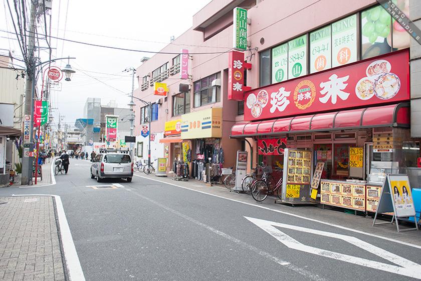 _DSC_2876_五反野駅周辺の様子